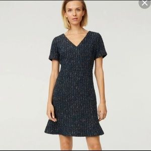 Club Monaco Andreah Tweed dress size 6 B1